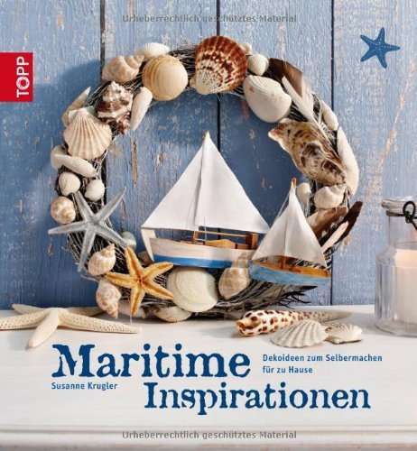 buch zum thema maritim einrichten wohnen