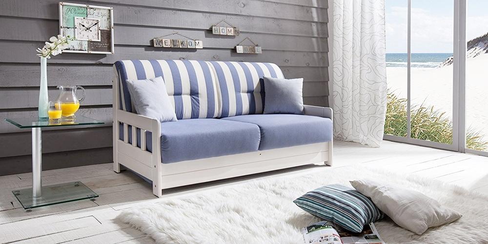 wohnzimmer maritim einrichten maritimes sofa