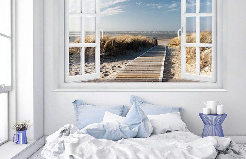 Schlafzimmer Maritim Einrichten Fototapete